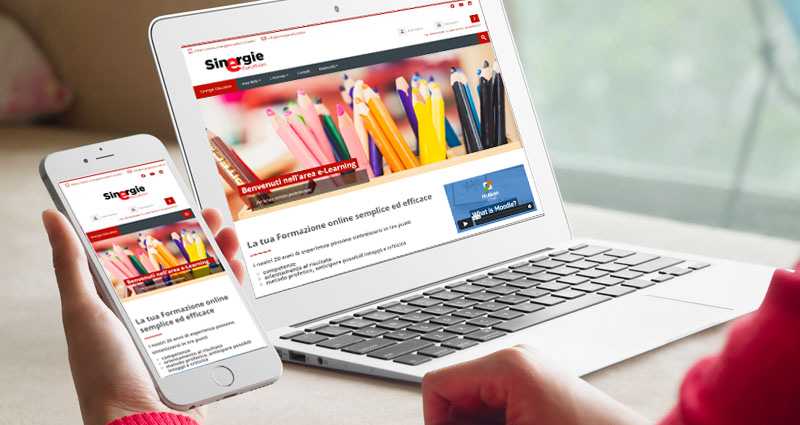 Sinergie Education E-learning